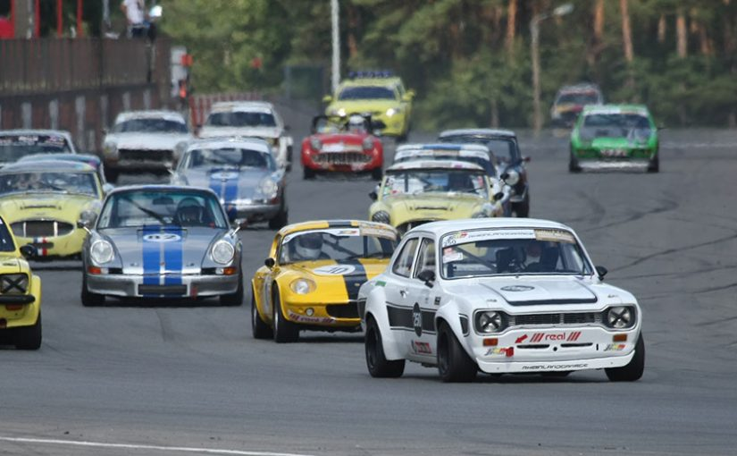 Historic Grand Prix Zolder 2017